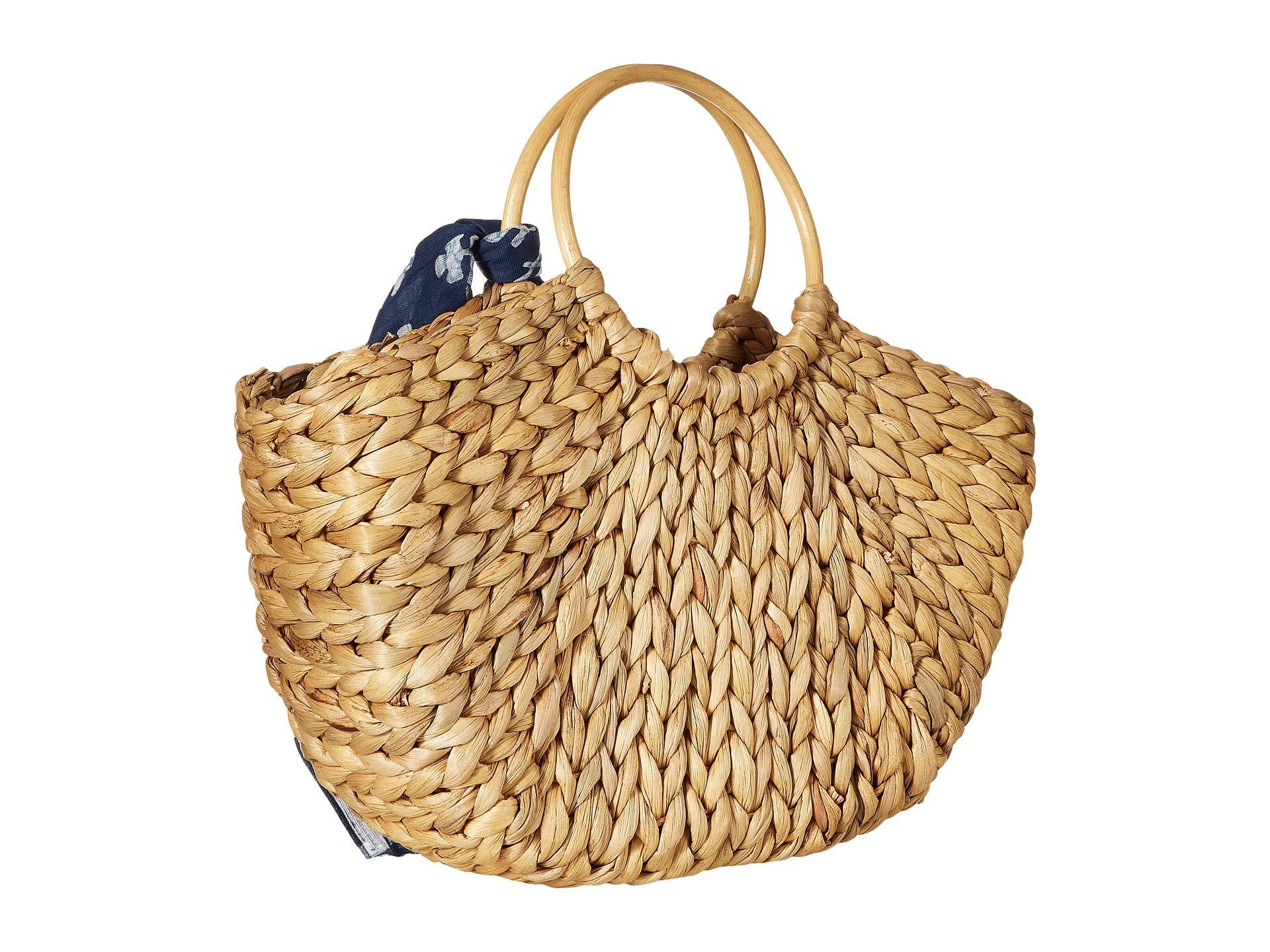 Trim navy Attack Handle Bandana Scarf Block With Print Bag Hat Natural Bangle 0wOBqzz1