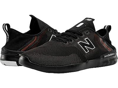 New Balance Numeric AM659 (Black/Black) Skate Shoes
