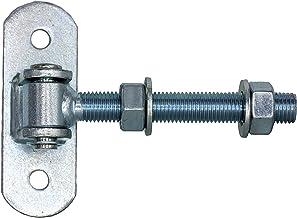 UHRIG® Torband instelbaar lang M12 M16 M18 M20 deur deurscharnier Angel kmpl. verzinkt (poortband M16#750-16)