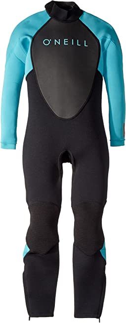 Reactor II Back Zip Full Wetsuit (Big Kids)