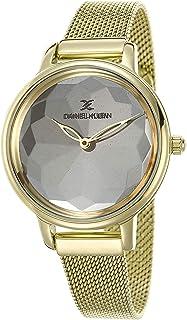 DANIEL KLEIN Premium Alloy Case Mesh Band Ladies Wrist Watch - DK.1.12495-2