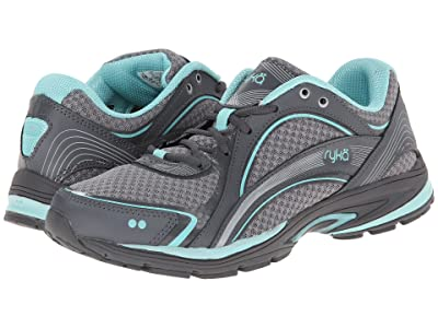 Ryka Sky Walk (Frost Grey/Aqua Sky/Iron Grey/Cool Mist Grey) Women