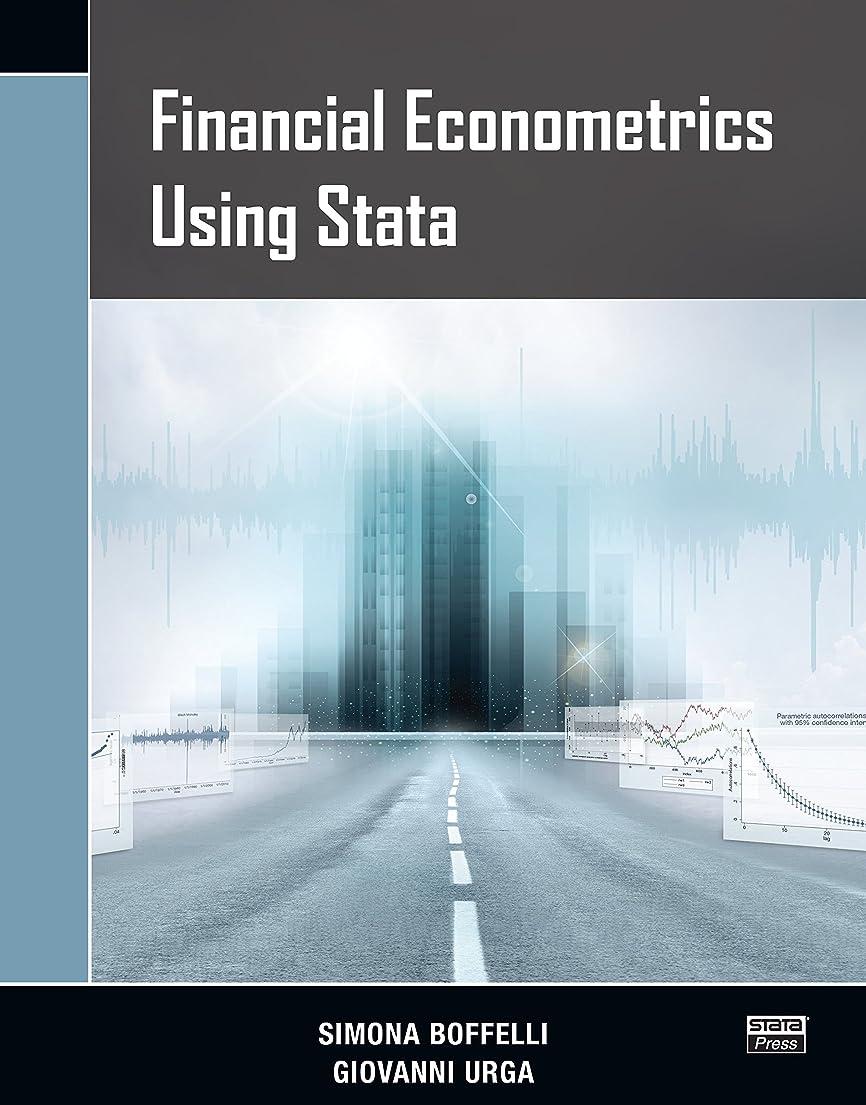 ペアグリース属性Financial Econometrics Using Stata (English Edition)