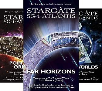 STARGATE SG-1 STARGATE ATLANTIS: Far Horizons