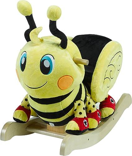 mejor servicio Rockabye Buzzy Bee Bee Bee Rocker by Rockabye  tienda