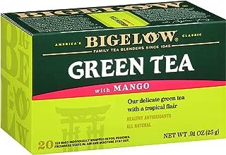 bigelow green tea with lemon decaffeinated