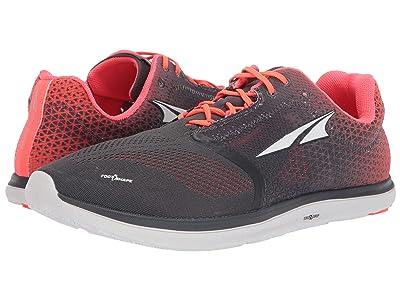 Altra Footwear Solstice (Gray/Orange) Men