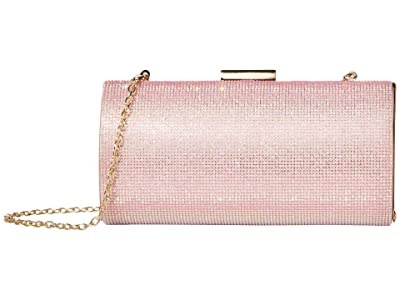Jessica McClintock Ryan (Irisdecent Pink) Clutch Handbags