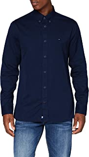 Tommy Hilfiger Fine Twill Shirt Camisa para Hombre