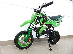 Rv-Racing Pocketbike Dirtbike Cross Bike Crossbike Kindercross Pocketcross Grün