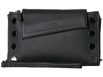 Hammitt 35 North (Black/Gunmetal) Handbags