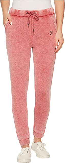 Roxy - Real Dive Fleece Pants