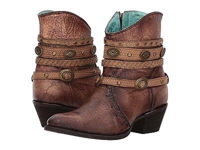 Corral Boots C3196 (Tobacco) Cowboy Boots