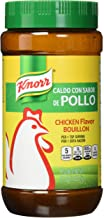knorr chicken powder ingredients