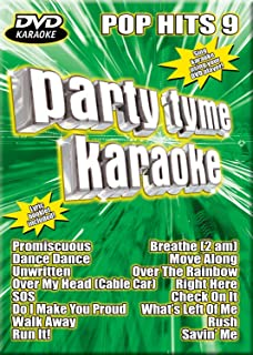 Party Tyme Pop Hits, Vol. 9