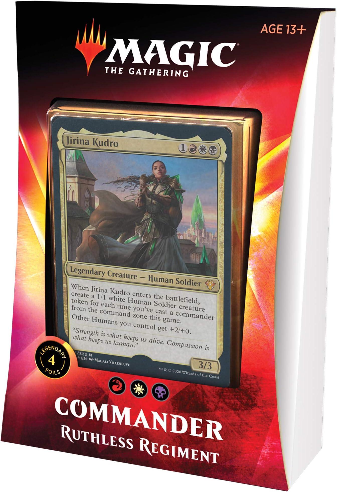 Magic The Gathering Arcane Maelstrom Commander 2020~Preorder~Ships 5-15-20.