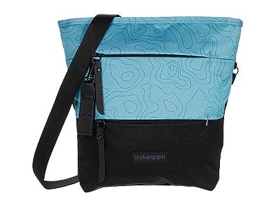 Sherpani Sadie (Odyssey Blue) Cross Body Handbags