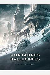 Les Montagnes hallucinées illustré - Partie 1 Relié