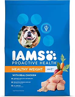 Iams Proactive Health Adult Dry Dog Food for Healthy Weight - Chicken