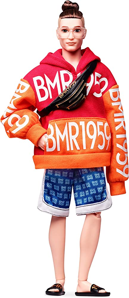 Barbie,ken con look sportivo GHT93