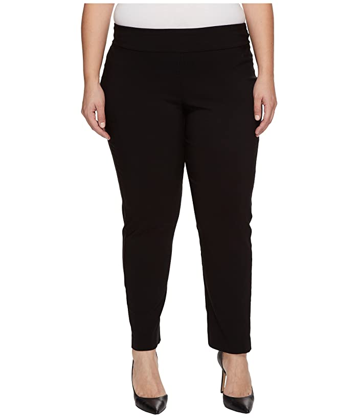 ab5e93dca5 Plus Size Pull-On Ankle Pants