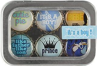 6 Piece It's A Boy! Magnet Set