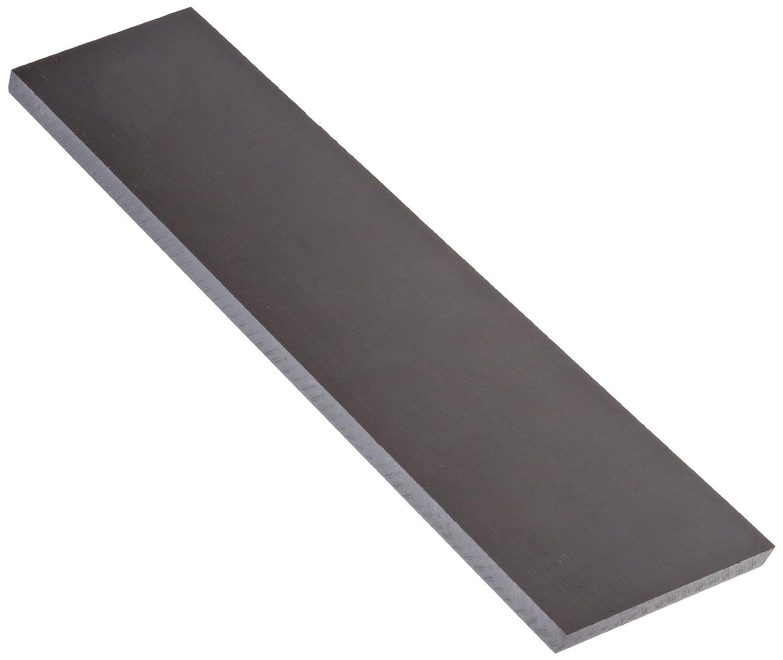 Acetal Copolymer Rectangular Bar Toleran Black At the price Opaque Standard low-pricing