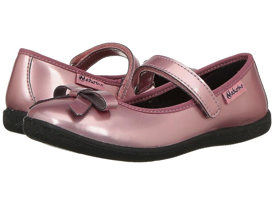 Naturino 8076 AW17 (Toddler/Little Kid/Big Kid) (Pink) Girl
