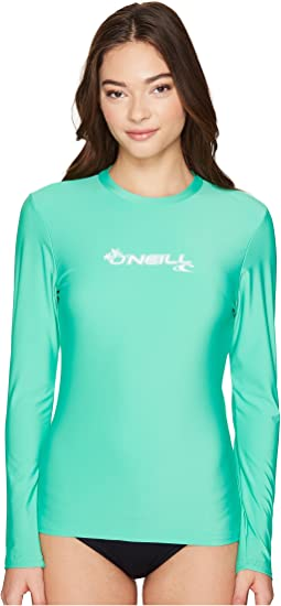 O'Neill Basic Skins Long Sleeve Rash Tee