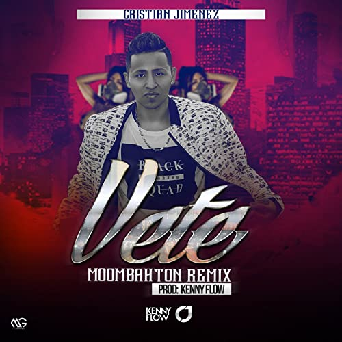 Vete (Moombahton Remix) by Cristian Jimenez on Amazon Music - Amazon com