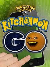 Annoying Orange - Kitchenmon Go