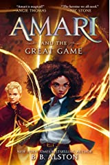 Amari and the Great Game (Supernatural Investigations Book 2) Kindle Edition