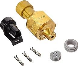aem oil pressure sensor replacement