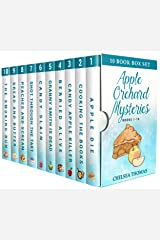 The Apple Orchard Mysteries: All Ten Books Kindle Edition