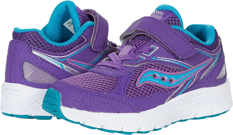 Saucony Cohesion 14 Weekly update Bombing new work Alternative Closure Tur Purple Shoe Running