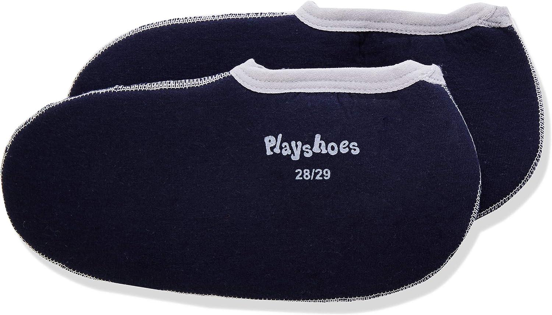 Playshoes Girl's Calf-Socks