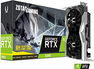 ZOTAC GAMING GeForce RTX 2060 Twin Fan グラフィックスボード VD6860 ZTRTX2060-6GGDR6TWIN ZTRTX2060-6GGDR6TWIN/ZT-T20600F-10M