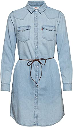 Levis Ls Iconic Western Dress - Vestido para Mujer
