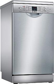 comprar comparacion Bosch Serie 4 SPS46II07E lavavajilla Independiente 9 cubiertos A++ - Lavavajillas (Independiente, Estrecho (45 cm), Plata,...