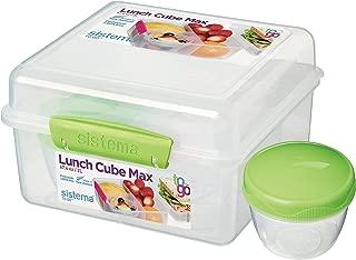 Sistema US Lunch Cube, 7