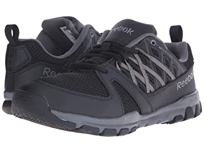 Reebok Work Sublite Work Soft Toe (Black) Men