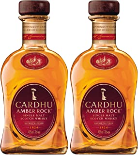 Cardhu Amber Rock, 2er, Single Malt, Whisky, Scotch, Alkohol, Alokoholgetränk, Flasche, 40%, 700 ml, 715395