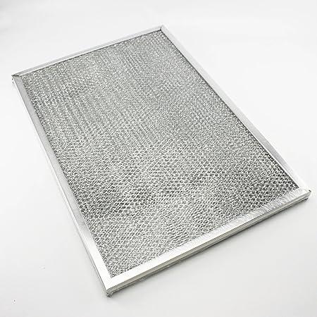 Amazon Com Ge Aluminum Range Hood Filter 11 3 4 X 17 1 4 X 3 8 Wb02x10710 Appliances
