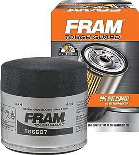 FRAM TG6607 Tough Guard Passenger Car Spin-On Oil Filter