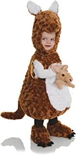 Underwraps Toddler's Kangaroo Belly Babies Costume