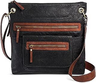 Women's Faux Leather Crossbody Bag