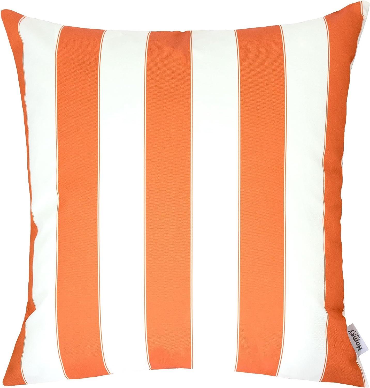 Homy Cozy Popularity 7H5241-20-Olivia Accent Single Orange Pillow Sale Special Price