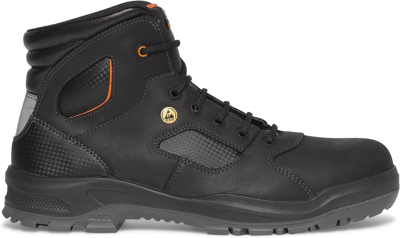 PARADE 07tyrola28 44 Schuh-Sicherheit Hohe Gr. 46 schwarz  | Moderne Muster