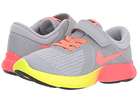 6914a0a44623 Nike Kids Revolution 4 Fade (Little Kid) at Zappos.com