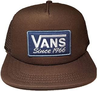 Vans Quadangle Since 1966 Patch Hat Brown